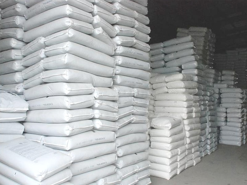 plastic resin stocklot